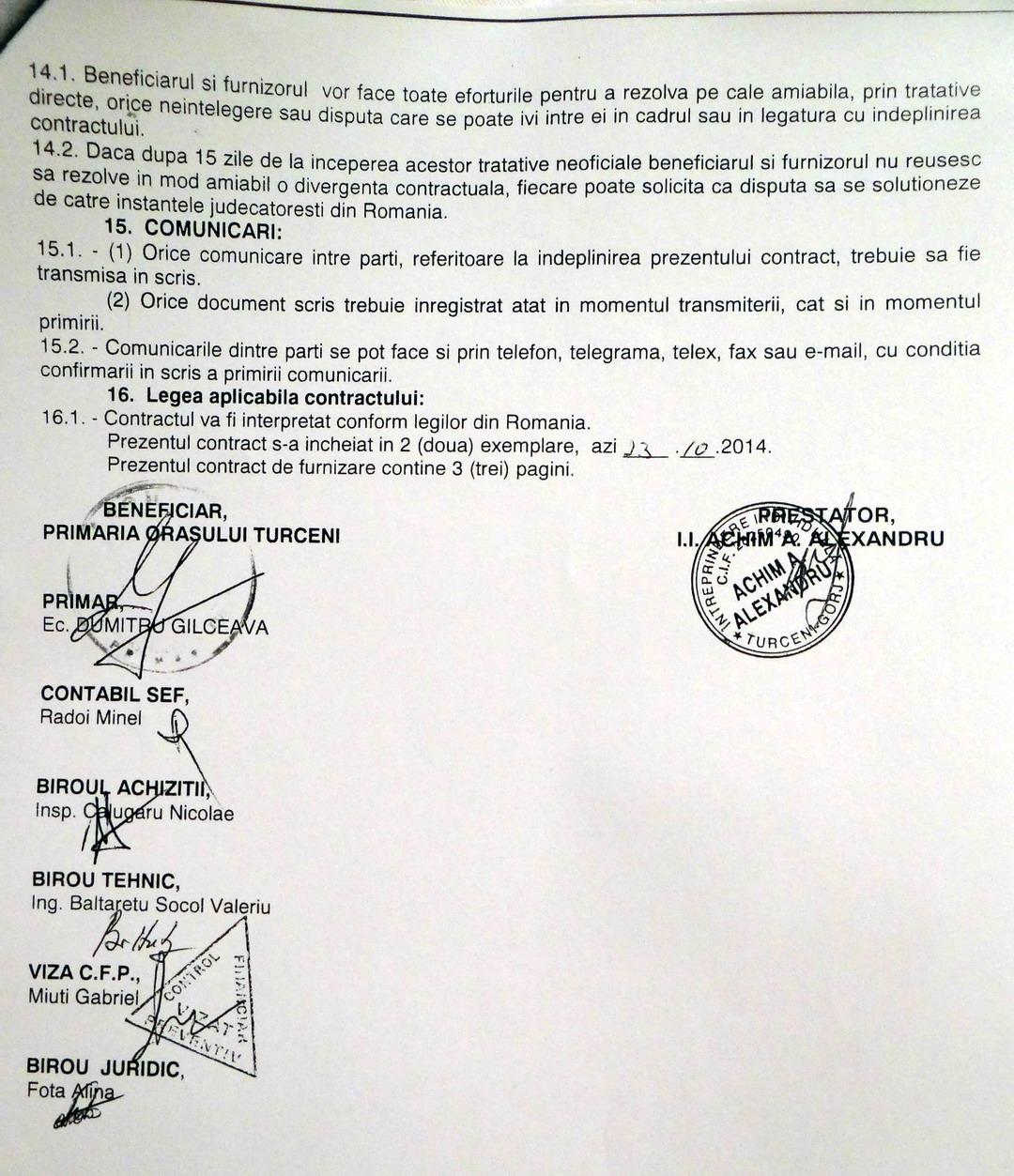 document primaria turceni 2