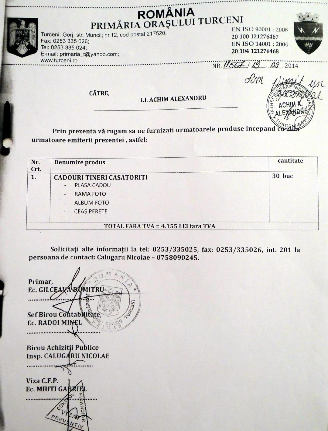 document primaria turceni 3