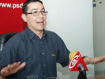 Pentru Victor Ponta, drumul Gorjului e din ce în ce mai lung