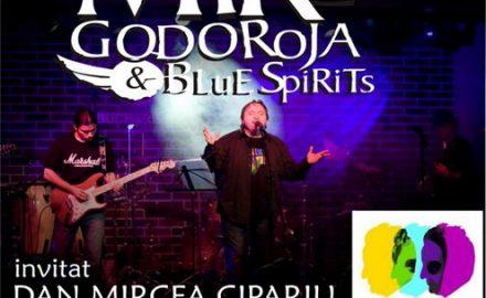 Mike Godoroja & Blues Spirits vin joi la Târgu Jiu