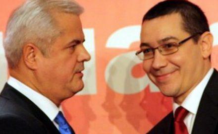 Ponta, băiatul şmecher din poza de grup a PSD Gorj