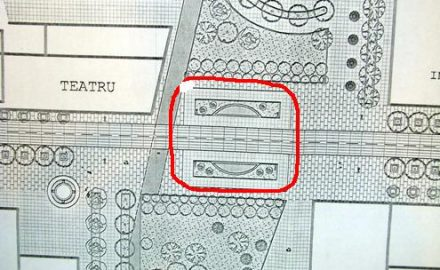 """Mozolul arhitectului Florescu, replică sinistră a """"Sărutului"""" brâncuşian"""