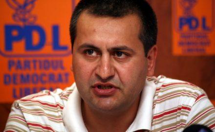 Cosmin Popescu, preşedinte interimar la PDL Gorj încă o săptămână