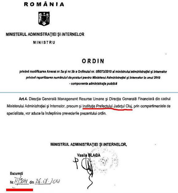 Senzaţional: toate preavizele emise de prefectul Andrei sunt ilegale şi nule!!!