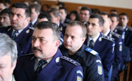 Revoltă la Poliţia Municipiului Târgu Jiu. 41 de cadre, cercetate disciplinar