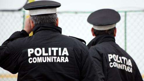 Poliţişti locali cu tupeu de şmecheri proşti