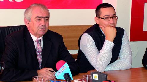 """Cârciumaru, laude la adresa lui Ponta: """"Va face minuni în cei patru ani de mandat!"""""""