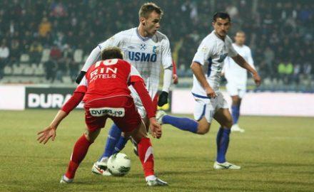 Pandurii a făcut din Dinamo o echipă măruntă