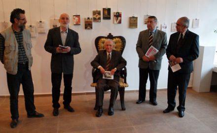 Gheorghe Grigurcu – sărbătoarea în cărți