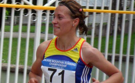Elena Moagă aleargă de la Balcaniadă spre Olimpiadă