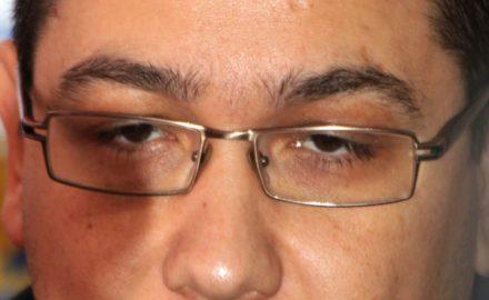 Scandalul premierului – armăsar Ponta, stins cu Rotaru – păsărică – plânge