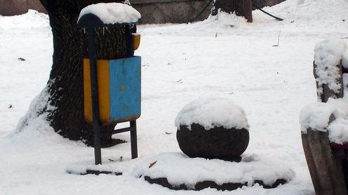 Lucrări ale lui Brâncuşi  pradă ignoranţei, vandalismului şi prostiei, la Târgu Jiu