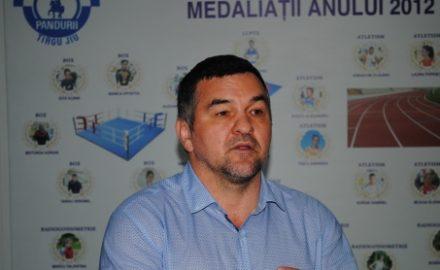 Leonard Doroftei, în vizită la Târgu Jiu