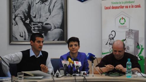 RoRec revine în Târgu Jiu pentru o nouă acţiune de colectare a deşeurilor electrice