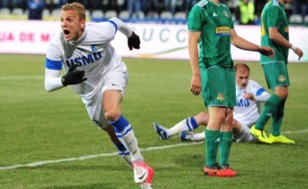 Matulevicius, şanse mici să joace la Cluj