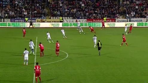 Liga 1/ Pandurii – Dinamo 2-0. Evoluţie încântătoare pentru gorjeni