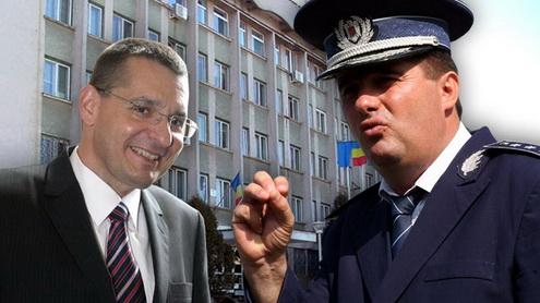 Relația Tobă – Caragea are efect cancerigen asupra poliției din Gorj