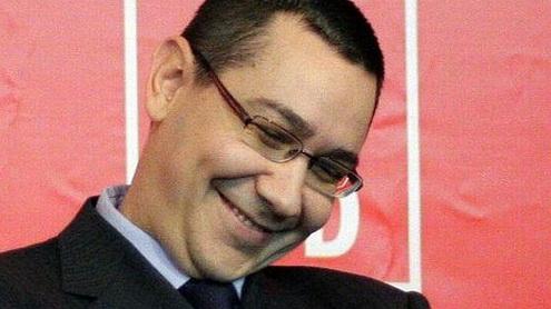 "Ponta, invitat la prima ediție a emisiunii ""Tonomatu' lui Ciutacu"""