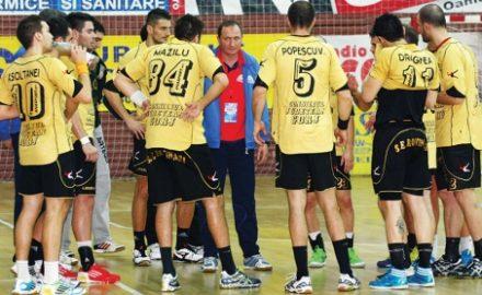 HANDBAL/ HCM Constanţa – Energia 25-23, în sferturile Cupei României