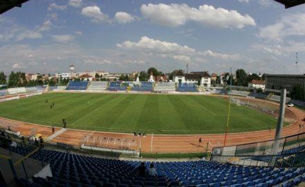 Un inspector UEFA va evalua azi Stadionul Municipal