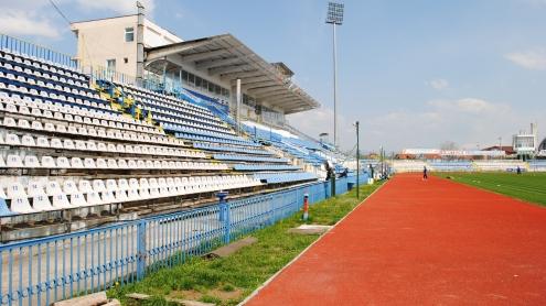 Pandurii, o lună de zile la dispoziţie pentru a pune la punct stadionul pentru Europa League