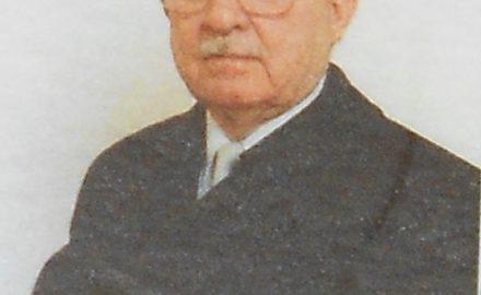 IN MEMORIAM Gorjeanul care l-a propus pe Brâncuși, în 1976, academician post-mortem