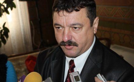Urma scapă turma: primarul Marian Rotaru
