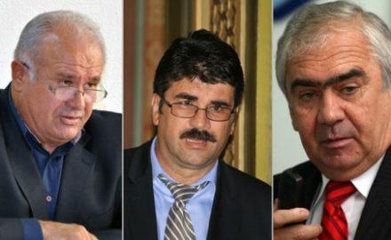 Cârciumaru, Călinoiu și Ciurel vor să pună mâna pe Pandurii
