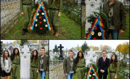 Autoritățile l-au ignorat și în acest an pe eroul gorjean Ioan C. Popilian