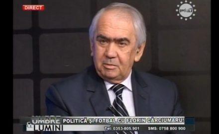 Video: Cârciumaru știe motivul secret pentru care Văcaru a ajuns prefect!