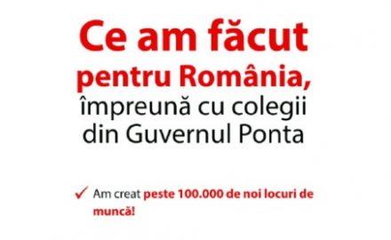 Costoiu sfidează gorjenii: se laudă că a creat peste 100.000 locuri de muncă, dar nu în Gorj!