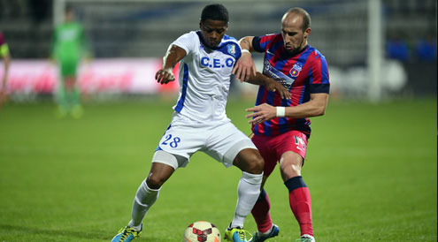Breeveld, în drum spre Steaua