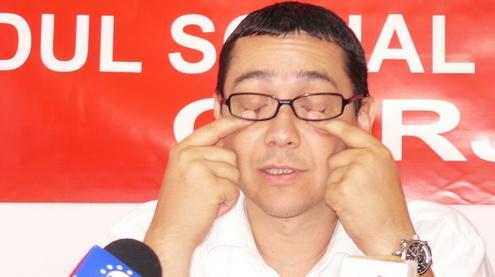 Deputatul FICTIV Victor Ponta continuă să chiulească din colegiul său parlamentar, dar cheltuie miliarde de lei vechi, bani publici
