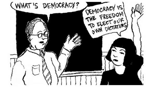 Autonomia universitară sau dreptul de a ne alege  propriul dictator, în unele universități