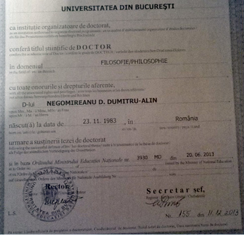 diploma-doctor-alin-negomireanu