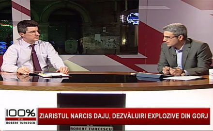 Video exploziv: Robert Turcescu și Narcis Daju, 100 % anti – mafie