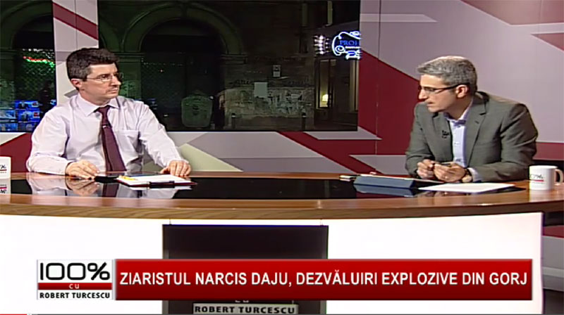 Video exploziv: Robert Turcescu și Narcis Daju, 100 % anti – mafie