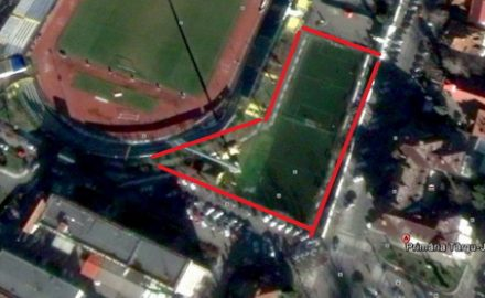 Bază sportivă de peste 100.000 euro, desființată ilegal de Primăria Târgu Jiu