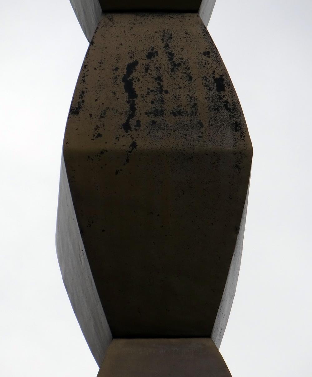 coloana ruginita
