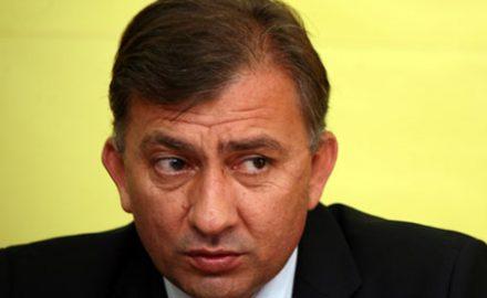 """Dian Popescu: """"Nu cunosc motivele exacte pentru demisia lui Romanescu!"""""""