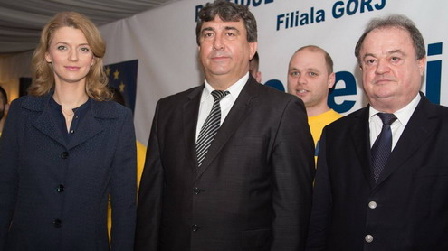 """Video. Blat etern: Vasile Blaga a pocit numele candidatului liberal din """"județul lui Ponta""""!"""