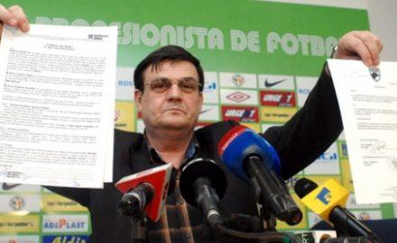 Condescu: ''Este posibil ca FNME să-și retragă plângerea penală împotriva CEO!''