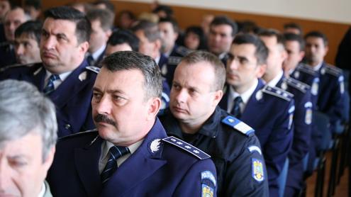 Șeful Poliţiei Municipale, acuzat că a încercat privatizarea Poliției