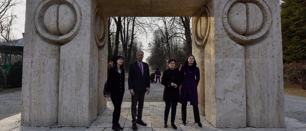 Video, B1 TV : Narcis Daju, despre capcana întinsă ambasadorului SUA de edilii Târgu Jiului