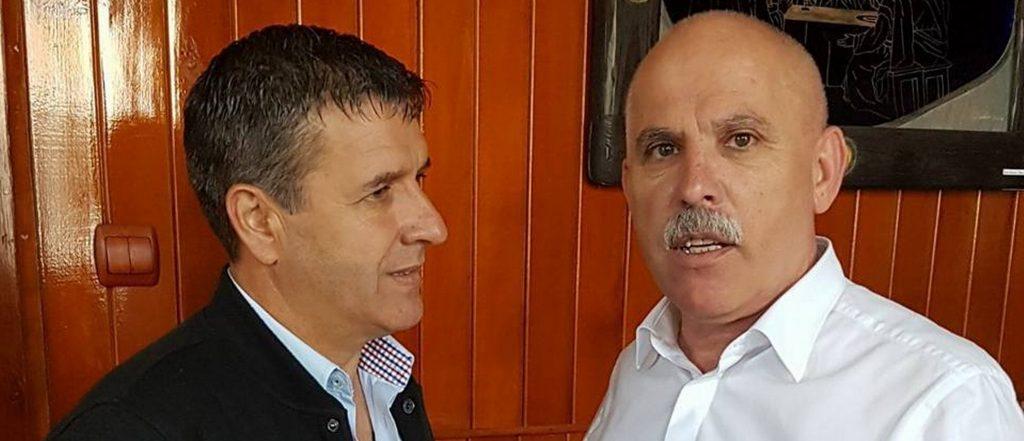 Aurel Popescu linge unde a scuipat în 2015, din disperare electorală. Pandurii Târgu Jiu, ca și desființată