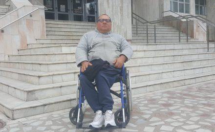 """Video. Mărturii șocante despre MAFIA din """"justiția"""" gorjeană. Invalid batjocorit timp de șase ani"""