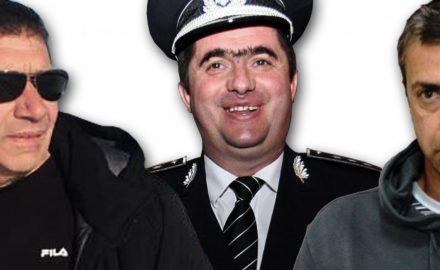 Jos masca! MAFIOȚI italieni, în gazdă la Caragea, fostul șef al Poliției din Gorj! PLUS: Țepe de sute de mii de euro date unor firme din Oltenia