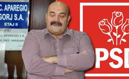 130 de angajări pe pile în trei ani! Cum a fost mutilată APAREGIO GORJ S.A. de pesedistul Traian Pătrășcoiu