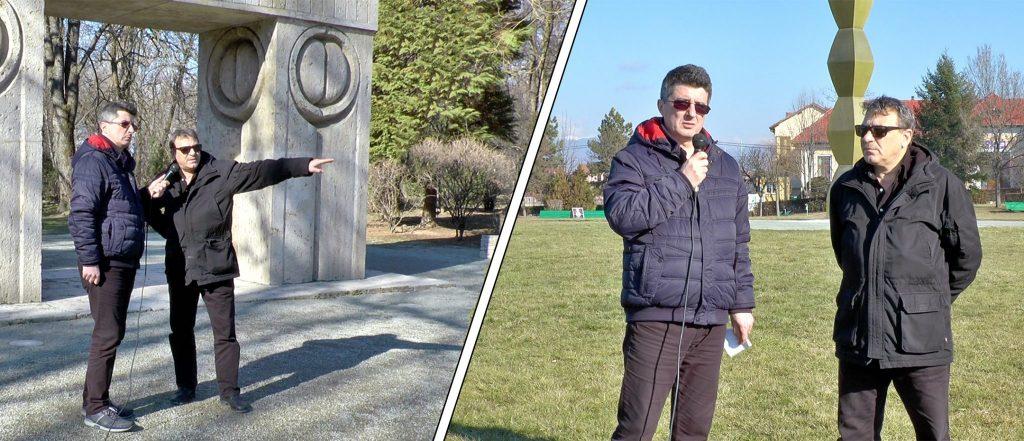 VIDEO: Narcis Daju și Horia Muntenuș, despre traumele Ansamblului Brâncuși, sub asediul ticăloșilor proști și al fripturiștilor veșnic flămânzi